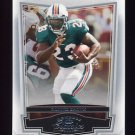 2008 Donruss Classics Football #052 Ronnie Brown - Miami Dolphins