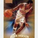 1997-98 Skybox Premium Reebok Chase #100 Allen Iverson - Philadelphia 76ers