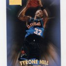 1997-98 Skybox Premium Reebok Chase #098 Tyrone Hill - Cleveland Cavaliers