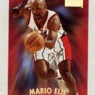 1997-98 Skybox Premium Reebok Chase #081 Mario Elie - Houston Rockets