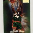 1997-98 Skybox Premium Reebok Chase #050 Shawn Kemp - Seattle Supersonics
