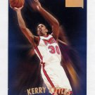 1997-98 Skybox Premium Basketball #123 Kerry Kittles - New Jersey Nets