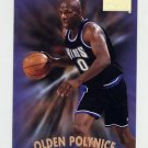 1997-98 Skybox Premium Basketball #108 Olden Polynice - Sacramento Kings