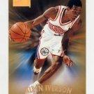1997-98 Skybox Premium Basketball #100 Allen Iverson - Philadelphia 76ers