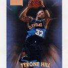1997-98 Skybox Premium Basketball #098 Tyronne Hill - Cleveland Cavaliers