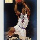 1997-98 Skybox Premium Basketball #096 Chris Webber - Washington Wizards