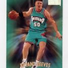 1997-98 Skybox Premium Basketball #095 Bryant Reeves - Vancouver Grizzlies