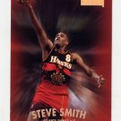 1997-98 Skybox Premium Basketball #084 Steve Smith - Atlanta Hawks