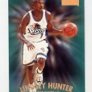 1997-98 Skybox Premium Basketball #049 Lindsey Hunter - Detroit Pistons
