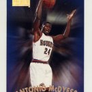 1997-98 Skybox Premium Basketball #036 Antonio McDyess - Denver Nuggets