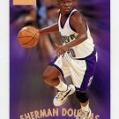 1997-98 Skybox Premium Basketball #018 Sherman Douglas - Milwaukee Bucks