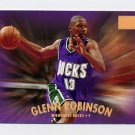 1997-98 Skybox Premium Basketball #012 Glenn Robinson - Milwaukee Bucks
