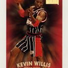 1997-98 Skybox Premium Basketball #004 Kevin Willis - Houston Rockets