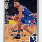 1994-95 Collector's Choice Basketball Silver Signature #360 Askia Jones - Minnesota Timberwolves
