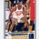 1994-95 Collector's Choice Basketball Silver Signature #269 Herb Williams - New York Knicks