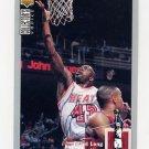 1994-95 Collector's Choice Basketball Silver Signature #043 Grant Long - Miami Heat