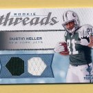 2008 SP Rookie Threads Rookie Threads 99 #RT-DK Dustin Keller Dual Game-Used Jersey 32/99