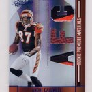 2008 Absolute Memorabilia RPM AFC/NFC Spectrum Prime #272 Andre Caldwell Game-Used /25