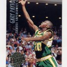 1994-95 Ultra Basketball #179 Gary Payton - Seattle Supersonics