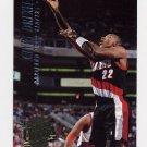 1994-95 Ultra Basketball #155 Clyde Drexler - Portland Trail Blazers