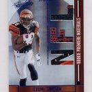 2008 Absolute Memorabilia Rookie Premiere Materials NFL Spectrum Prime #263 Jerome Simpson Game-Used