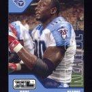 2002 Upper Deck XL Football #470 Jevon Kearse - Tennessee Titans