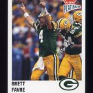 2003 Fleer Platinum Football #165 Brett Favre - Green Bay Packers