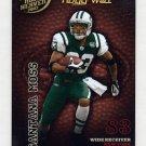 2003 Playoff Hogg Heaven Hogg Wild #100 Santana Moss - New York Jets /150