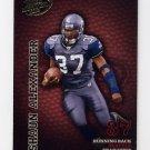 2003 Playoff Hogg Heaven Football #127 Shaun Alexander - Seattle Seahawks