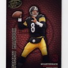 2003 Playoff Hogg Heaven Football #112 Tommy Maddox - Pittsburgh Steelers