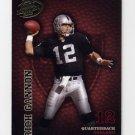 2003 Playoff Hogg Heaven Football #101 Rich Gannon - Oakland Raiders