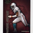 2003 Playoff Hogg Heaven Football #082 Patrick Surtain - Miami Dolphins