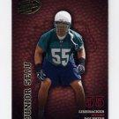 2003 Playoff Hogg Heaven Football #080 Junior Seau - Miami Dolphins