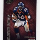 2003 Playoff Hogg Heaven Football #045 Clinton Portis - Denver Broncos