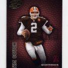 2003 Playoff Hogg Heaven Football #033 Tim Couch - Cleveland Browns