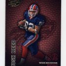 2003 Playoff Hogg Heaven Football #018 Josh Reed - Buffalo Bills