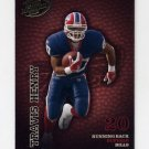 2003 Playoff Hogg Heaven Football #016 Travis Henry - Buffalo Bills