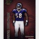 2003 Playoff Hogg Heaven Football #013 Peter Boulware - Baltimore Ravens