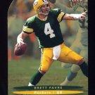 2003 Ultra Football Gold Medallion Insert #009 Brett Favre - Green Bay Packers
