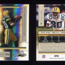 2004 Absolute Memorabilia Football #053 Donald Driver - Green Bay Packers 0838/1150