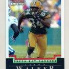 2004 Bowman Chrome Refractors #058 Javon Walker - Green Bay Packers 367/500