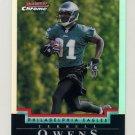 2004 Bowman Chrome Refractors #030 Terrell Owens - Philadelphia Eagles 394/500