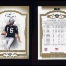 2004 Donruss Classics Football #116 George Blanda Oakland Raiders 0282/2000