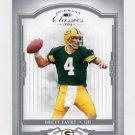 2004 Donruss Classics Football #032 Brett Favre - Green Bay Packers