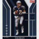 2004 Donruss Elite Football #058 Tom Brady - New England Patriots