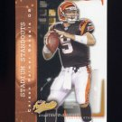 2004 Fleer Authentix Stadium Standouts #09SS Carson Palmer - Cincinnati Bengals