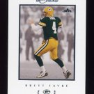 2004 Fleer Inscribed Football #057 Brett Favre - Green Bay Packers