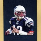 2004 Fleer Tradition Gridiron Tributes #2GT Tom Brady - New England Patriots