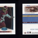 2004 Hot Prospects Football #103 Sean Taylor RC - Washington Redskins 0329/1000