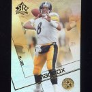 2004 Reflections Football #077 Tommy Maddox - Pittsburgh Steelers